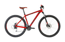 Cube Aim Disc 29 red 'n' black